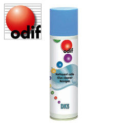 Vernis pailleté or en spray Odif (125 ml)