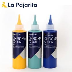 Peinture acrylique Chroma Color 200ml