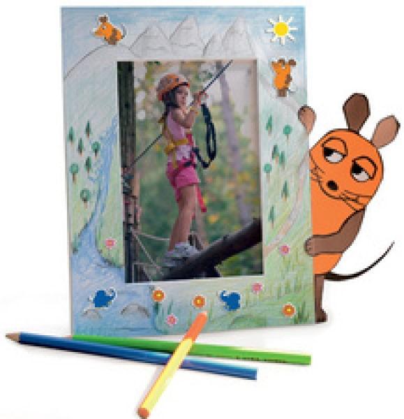 """Fabuleux Kit de bricolage pour cadre photo """"Souris"""" Heyda - AYLIA PL41"""