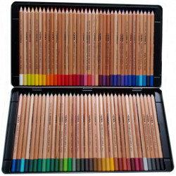 Boîte de 72 crayons de couleur LYRA Rembrant Aquarell