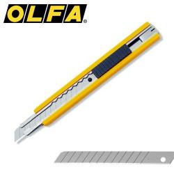 Cutter OLFA A Lame de 9mm