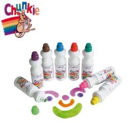 Chunkie - Marqueurs à embout mousse pour enfant