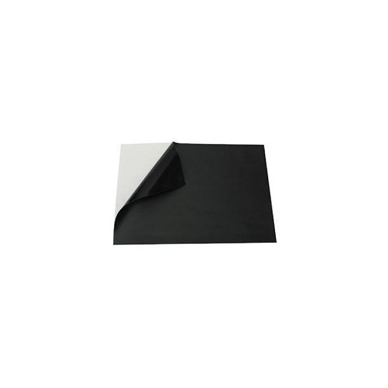 set de 2 feuilles ardoise noires adh sives 21x29 7 cm aylia. Black Bedroom Furniture Sets. Home Design Ideas