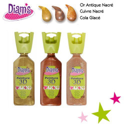 Diam's 3D - trio de Diam's Trésor