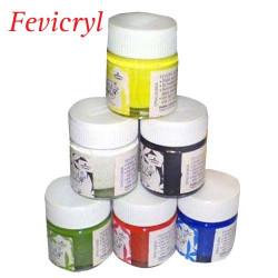 Peinture acrylique tous supports pot de 15ml