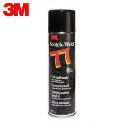 Colle en spray 3M Scotch-Weld™ 77