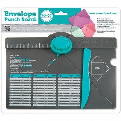 Envelope Punch Board de We R Memory Keepers