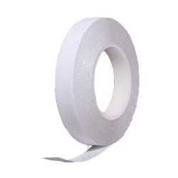 Adhésif double face en 12 mm, protection 18 mm rouleau de 50 mètres