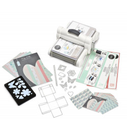 Big Shot plus A4 Starter Kit de SIZZIX