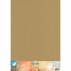 Set de papier Kraft 50x35cm (x10) de Joy!Crafts