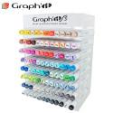 GRAPH'IT Brush & Extra fine Coffret de 96 marqueurs à alcool