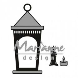 """Die Craftables """"lantern"""" de Marianne Design"""