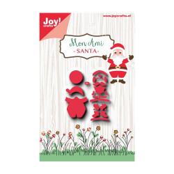 """Die """"Mon ami Père Noël"""" de Joy!Crafts"""
