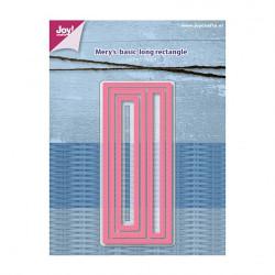 """Die """"Long rectangle"""" de Joy!Crafts"""