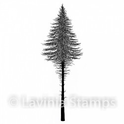 "Tampon transparent ""Fairy Fir Tree 2 Small"" de Lavinia Stamps"