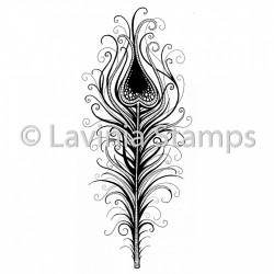 "Tampon transparent ""Indian Flourish"" de Lavinia Stamps"