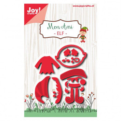 "Die ""Mon ami Elf"" de Joy!Crafts"