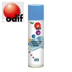 Vernis pailleté or en spray Odif (125 ml)