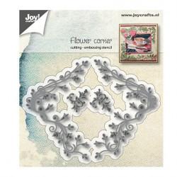 "Die ""Flower corner"" de Joy!Crafts"
