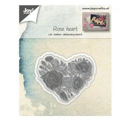 "Die ""Rose heart"" de Joy!Crafts"