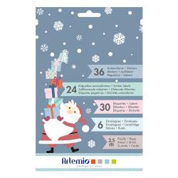 """Set cadeaux """"My Little Xmas"""" d'Artemio"""