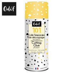 Colle en spray Odif  101 Temporaire de découpage (250 ml)
