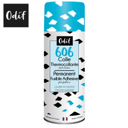Colle thermofixable en spray Odif  606 (250 ml)