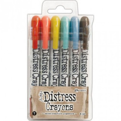 "Coffret ""Tim Holtz distress..."