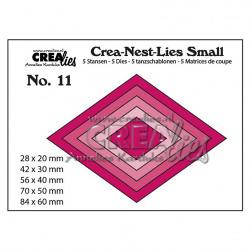 Die Crea-Nest-Lies Small...