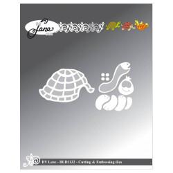 """Die """"Turtle"""" de By Lene Dies"""