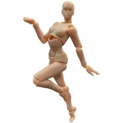 Figurine articulée Miss...
