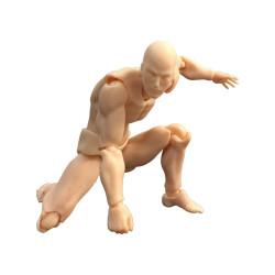 Figurine articulée Mister...