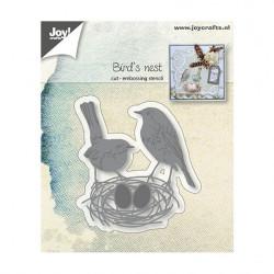 """Die """"Oiseaux et nid"""" de..."""