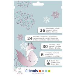 """Set cadeaux """"Isatis"""" d'Artemio"""