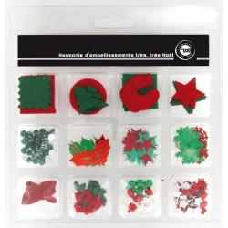 """Fabuleuses bricoles Noël """"Rouge et Vert"""""""