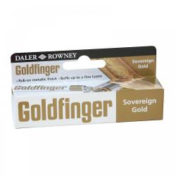 Pâte pour dorure GOLDFINGER...
