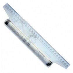 Règle universelle pour parallèle 30 cm