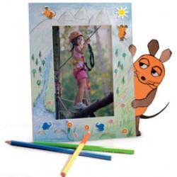 """Kit de bricolage pour cadre photo """"Souris"""" Heyda"""