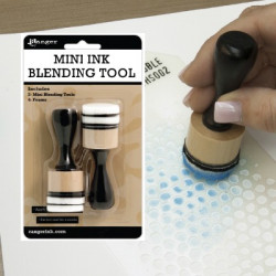 Mini tampon applicateur mousse Ink Blending Tool de Ranger