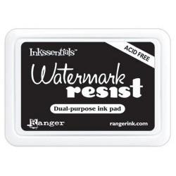 Tampon encreur Watermark Resist Ink de Ranger