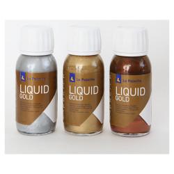 """Peinture métallique """"Liquid..."""