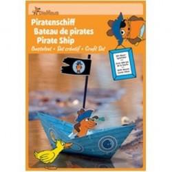 "Kit de bricolageBateau pirate ""Souris"" Heyda"