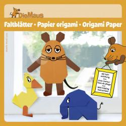 "Kit de bricolage origami ""Souris"" Heyda 15x15 cm"