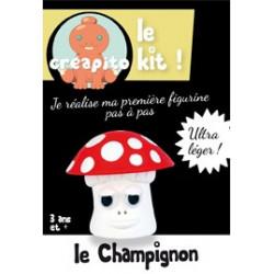 """Kit Creapito """"le champignon"""""""