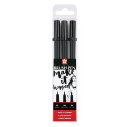 PIGMA BRUSH Set de 3...