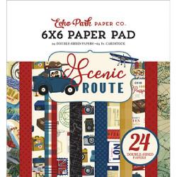 "Set Papier 15x15 ""Scenic..."