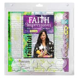 "kit de gel press ""Faith..."