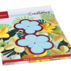 "Die Creatables ""frangipani..."