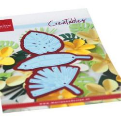 "Die Creatables ""tropical..."