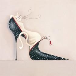 Chaussure 30x30 cm